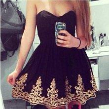 Piękna,mała czarna  <3