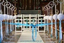Alejka ślubna do dekoracji ...
