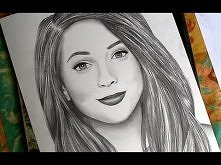 Drawing Zoella (Zoe Sugg)
