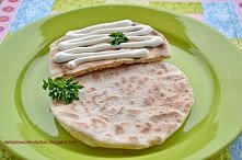 Hychiny - placki z Kaukazu.