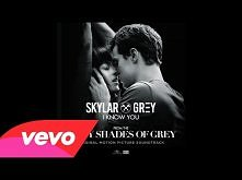 Skylar Grey - I Know You (Fifty Shades Of Grey) (Lyric Video)  <3