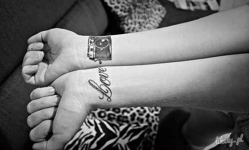 Tatuaż Aparat Idealny Na Tatuaże Zszywkapl