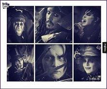 Johnny Depp. ;)