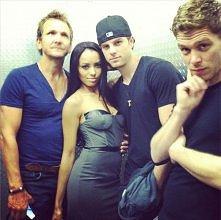 Sebastian, Kat, Nate i Joseph :)