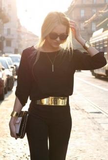 Na czarno ale z jaka elegancja