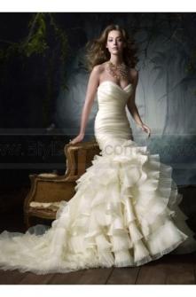 Lazaro Wedding Dresses Style LZ3050