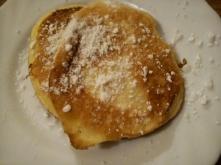 od kuchni: omlet na słodko :) na razie przepis prosty, ale z czasem będą się pojawiać trudniejsze ;)