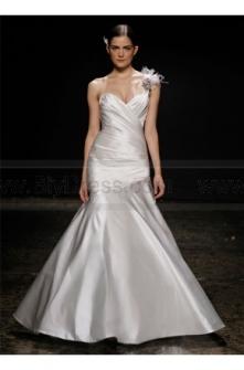 Lazaro Wedding Dresses Style LZ3408