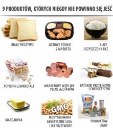 9 produktów których nie pow...