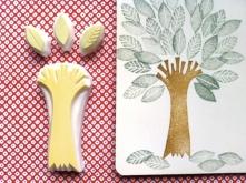 drzewo i liście