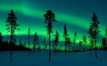Kiruna,Szwecja