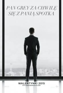 Pan Grey spotka się ze mną 15 lutego :) Wybiera się ktoś?