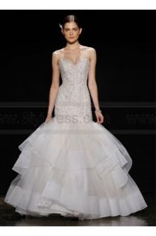 Lazaro Wedding Dresses Style LZ3410
