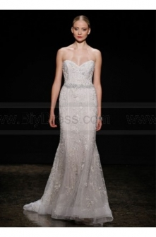 Lazaro Wedding Dresses Style LZ3411