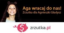 Wraz z grupą przyjaciół chcielibyśmy prosić Was o zrzutkę na rehabilitację naszej koleżanki Agnieszki Gładysz.  Agnieszka jest młodą 24 - letnią dziewczyną, pełną chęci i werwy ...
