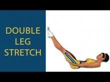 ćwiczenie na brzuch - instrukcja