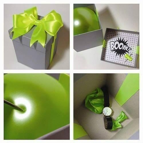 super pomysł na wybuchowy prezent :)