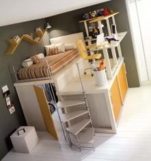 Idealne rozwiązanie do pokoju z wysokim sufitem *.*