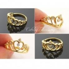 pierścionek =D