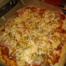 Domowa pizza ;)