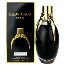 Lady Gaga, woda perfumowana, Fame Black Fluid, 50 ml  Nie żebym była jakąś me...