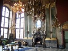 Zamek Książ od środka