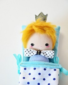 Książe lalka. Handmade by l...