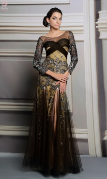 Elegancka sukienka wieczorowa, w której każda kobieta poczuje się jak prawdzi...