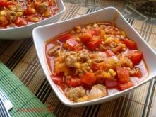 Najlepsza na świecie zupa z mięsem mielonym (zupa meksykańska)
