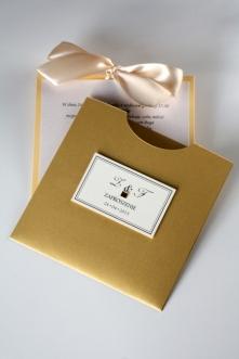 zaproszenia ślubne -  w kop...