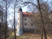 Tuczno zamek