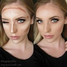 jak pomalować twarz