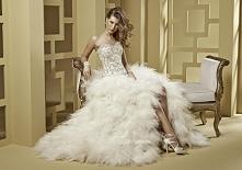 Suknie ślubne 2015: Nicole Spose