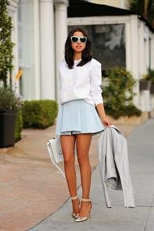 Piękny letni outfit! ♥
