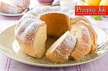 BABKA PIASKOWA Składniki: 150 g masła (w temp. pokojowej) 200 g mąki ziemniac...
