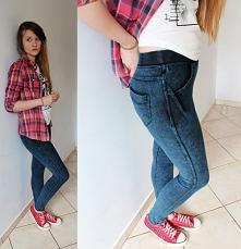 Modne legginsy, sprzedaż - link w komentarzu :)