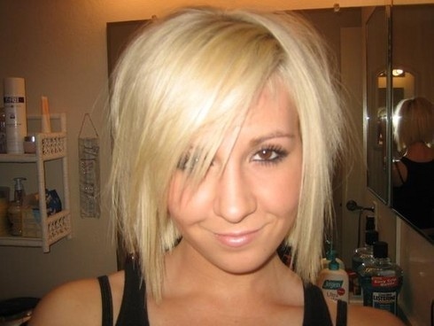 średnie Blond Na Fryzury Włosy Zszywkapl