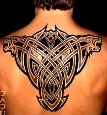 Celtyckie Wzory Tatuaży Na Ciekawe Tatuaże Zszywkapl