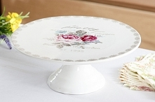 Patera porcelanowa DUO PRETTY 25,5 cm