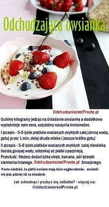 szybkie i bardzo sycące danie na odchudzające śniadanie :) A do tego bardzo p...