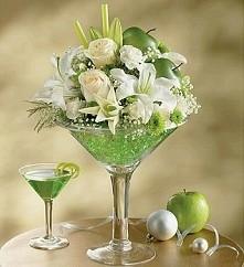 Ozdoby na stół weselny