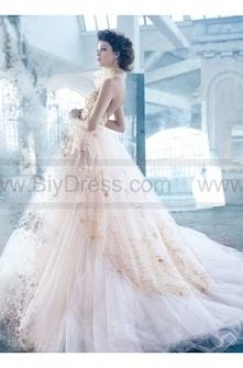 Lazaro Wedding Dresses Style LZ3315