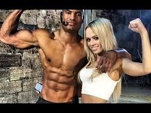 Brandon Carter - Full body ripper. Ćwiczenia dla początkujących skupiające się na budowaniu siły oraz wytrzymałości :) Polecam każdej osobie, która dopiero zaczyna przygodę z fi...