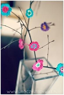 Czekając na wiosne - Wiosenne kwiatki