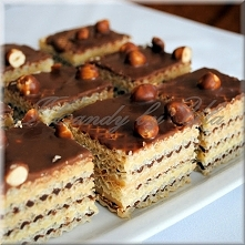 Waniliowo-czekoladowe andruty