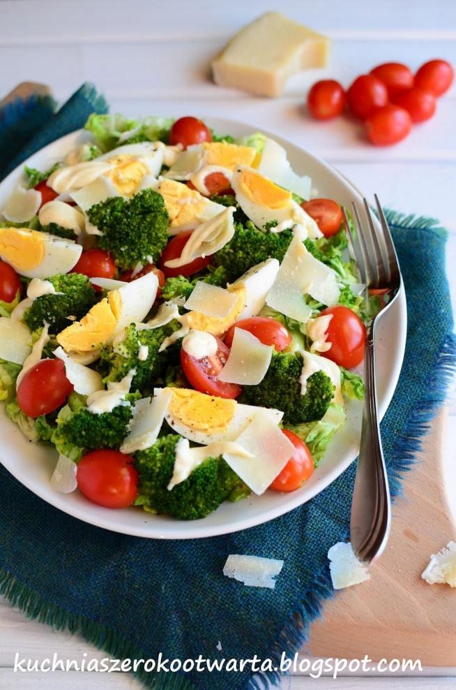 Zdrowa Salatka Na Pomysly Zszywka Pl