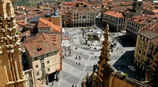 Segovia moje ukochane miasto <3 A wy macie jakieś ulubione miejsce?