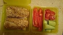 lunch box na jutro :)