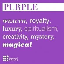 Words That Describe Purple ...