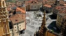 Segovia moje ukochane miast...